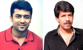 Suriya to collaborate with an ace director for the fourth time! Sambavam Loading