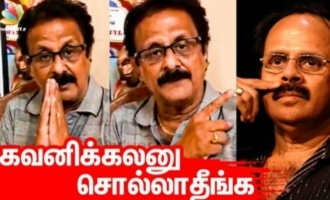 My brother did not have sugar or BP - Maadhu Balaji interview