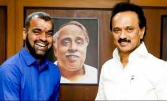 Balaji meets with MK Stalin after Bigg Boss eviction
