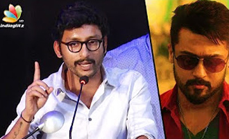 Kollywood hate me for '120 Rubaiyum - Movie Review' Show : RJ Balaji Speech