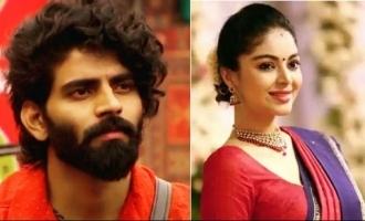 Balaji Murugadoss- Sanam Shetty controversy phone call leaked