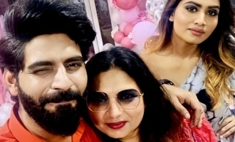 Selfie with Shivani and her mother with Balaji still goes viral