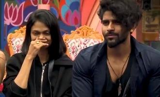 Suchithra exposes Shivani-Balaji's love secret inside 'Bigg Boss 4'