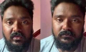 Comedy actor Bala Saravanan father SA Ranganathan passes away due to COVID 19