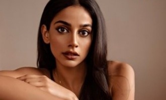 Aditya Varma girl Banita Sandhu loses her clothes for ultra glam photoshoot