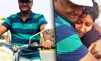MS Bhaskar's Royal Enfield surprise from daughter