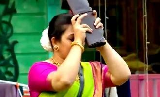 Bigg Boss 4 Archana turns grandmother in family task for Diwali week!