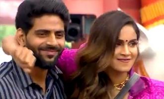 Suchithra and Samyuktha entered in BB house