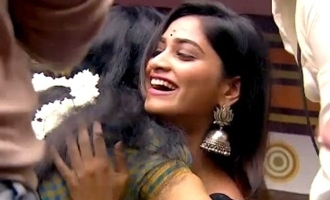 Biggboss Tamil season 4 Shivani entry in BB house
