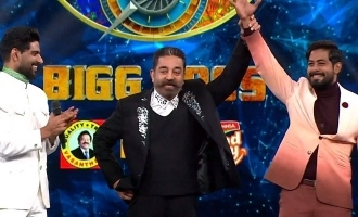 Aari crowned as 'Bigg Boss 4' Tamil title winner delighting millions of fans
