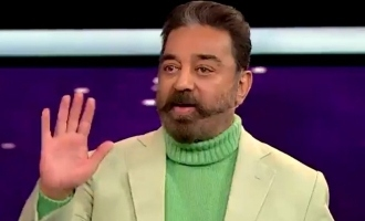 """I don't like these faces"" Kamal Haasan tells contestants!"