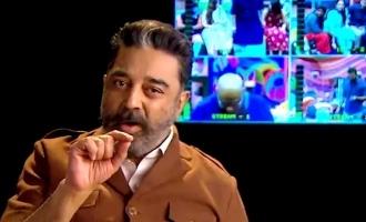 பாசம் ரொம்ப பொங்கிருச்சு, பிக்பாஸில் அரசியல் இருக்குது: கமல்ஹாசன்