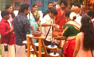 Bigg Boss 4 housemates celebrate Navaratri with fun tasks!