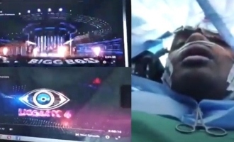 [VIDEO] Man watches Bigg Boss while doctor performs brain surgery on him