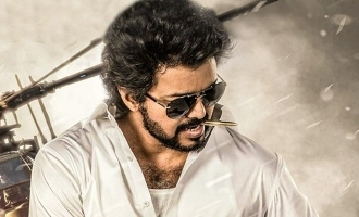 Thalapathy Vijay spotted in an aircraft: Massive update on 'Beast'!
