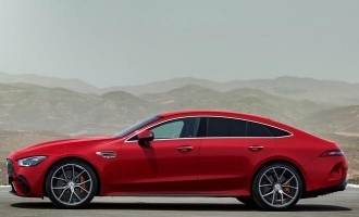 Mercedes-Benz AMG unleashed the new hybrid model GT 63 S E Performance! - Check out the features