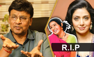 Sridevi will be BORN AGAIN : Bhagyaraj Interview