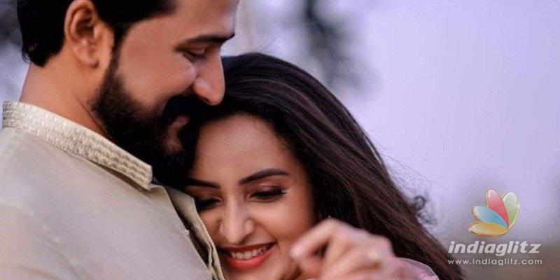 Popular heroine Bhama gets engaged