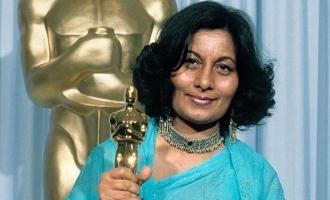 Bhanu Athaiya, India's first Oscar Winner passes away