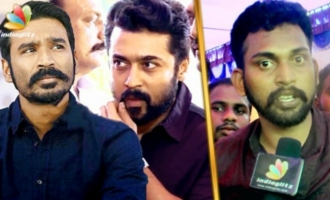 The Protest will continue until.. - Bharani, Dhanush, Surya