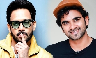 Bharath and Ashok Selvan join hands for a sci-fi series!