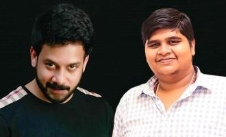 Karthik Subbaraj throws light on Bharat's comeback movie