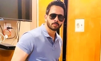 Interesting title and release date of Bharath's next announced!