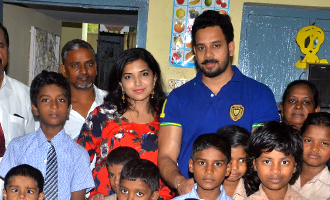 Actor Bharath Birthday Celebration Stills