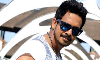 Bharath acts as a dopehead in his next