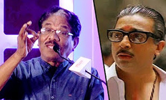 I felt ashamed of myself after seeing Mani Ratnam's Nayagan : Bharathiraj Speech