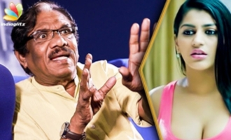 Don't spoil the society: Bharathiraja Interview