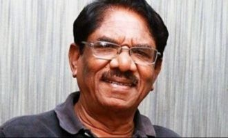 Bharathiraja calls this actor a national treasure
