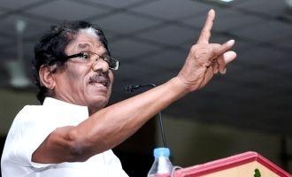 'மீ டூ' கேள்வியால் ஆத்திரமான பாரதிராஜா