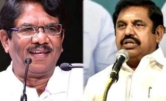 Bharathiraja thanks to Tamil Nadu Chief Minister Edappadi Palanisamy