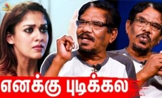 Bharathiraja trolls heroines - Exclusive Interview