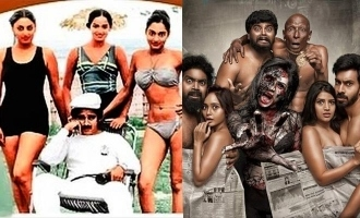 Difference between vulgarity and glamour - Does 'Irandaam Kuththu' director have a clue?