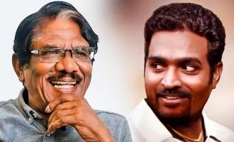 Bharathiraja letter to vijay sethupathi about 800 the movie