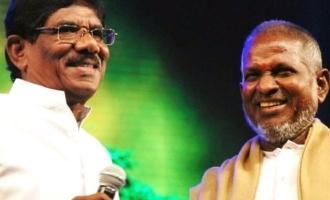 இசைஞானி ரீவைண்ட்.....! ராஜாவுக்கு ராஜா வாழ்த்து மழை..!
