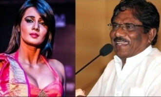 Meera Mitun's allegations against Bharathiraja after he slams her for Vijay and Suriya