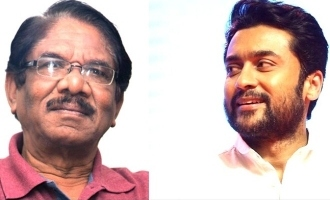 Bharathiraja support for Surya OTT release decision