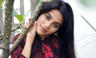 GV Prakash's sister signs her third Tamil movie!