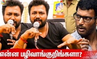 'Agni Vs Devi ' Movie Release Issue : Bobby Simha ' s Open Statement