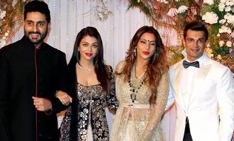 Salman, Aishwarya Rai and More Celebrities at Bipasha Basu and Karan Singh Wedding Reception