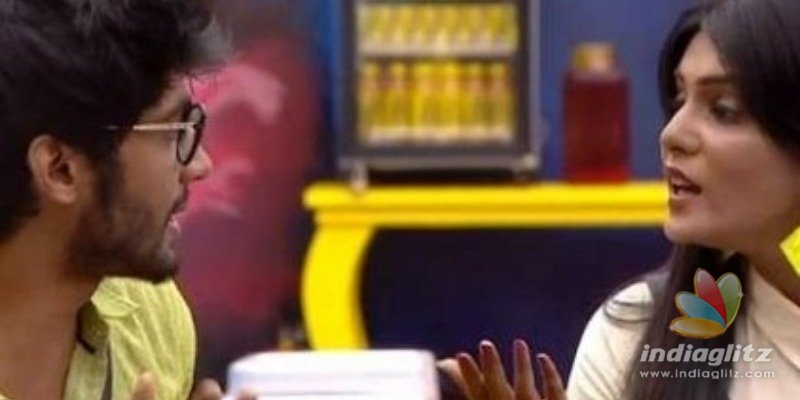 Bigg Boss 3 Meera Mituns knows Tharshans girlfriend already - shocking proof here!