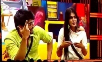 Bigg Boss 3 Meera Mitun knows Tharshan's girlfriend already - shocking proof here!