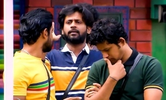 Rio gets into conflict with Aari in Bigg Boss 4 ball catch task!