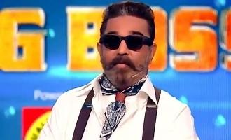 Bigg Boss 4 Kamal Haasan's word play indicating this week's elimination!