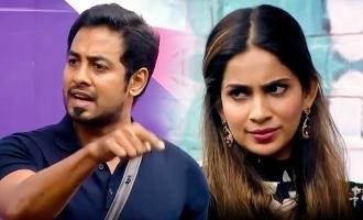 Bigg Boss 4 Aari says Samyuktha doesn't know captain's responsibility!