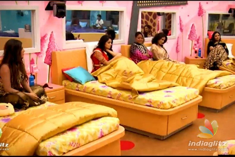 A big shock for four Bigg Boss 2 contestants on the very first day