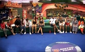 Biggboss Tamil season 4 7 contestants nominate this week
